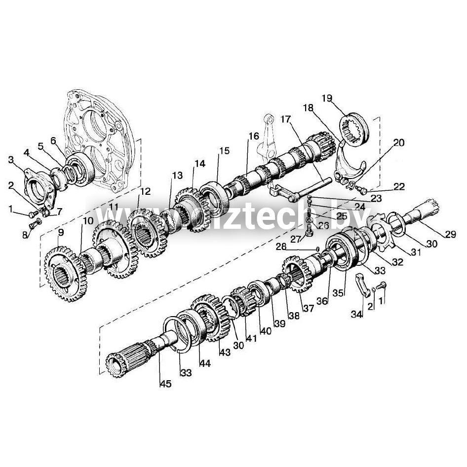 Ремонт трактора МТЗ 3522   3022   Запчасти - YouTube