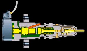Инжектор 1830694С93