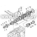 Синхронизатор GT-C 109/116-24