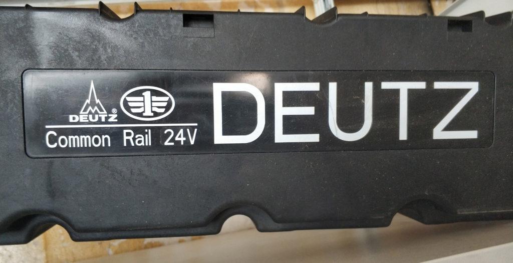 Клапанная крышка Deutz TCD2013L064V